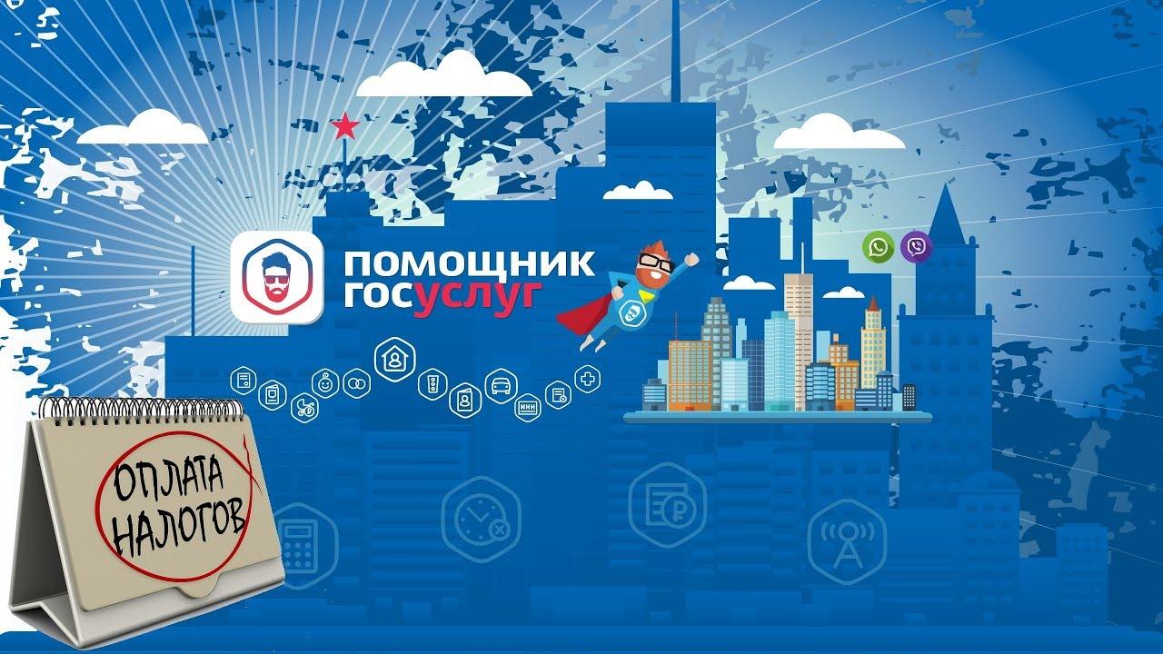 Проверка уплата текущих налогов и налоговых задолженностей через портал Госуслуги и сайт налог ру