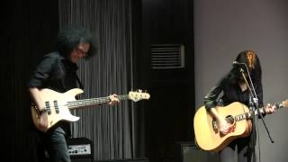Endah N Rhesa - A Thousand Candles Lighted ~ Waiting @ Mostly Jazz 17/05/12 [HD]