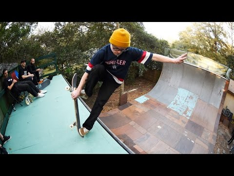 Ben Raybourn's Backyard Bizarro Video