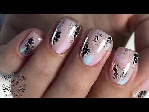 Юлия голубкова дизайн ногтей