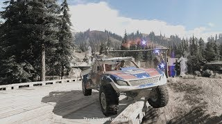 Far Cry 5 - All Clutch Nixon Stunts (The Greatest SOB That Ever Lived Trophy Guide)