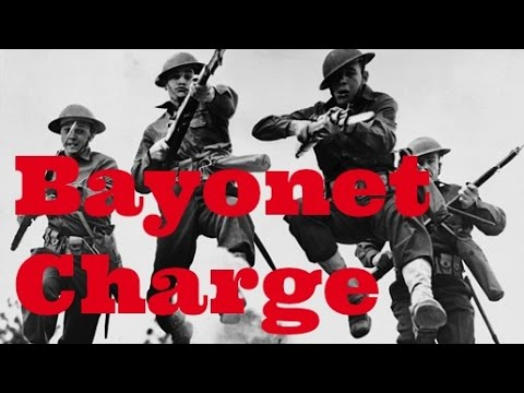 A* Analysis of Bayonet Charge by Ted Hughes