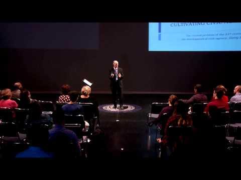 Challenging the Engaged University to Educate Civic Agents   Carl Lovitt   TEDxCCSU