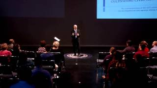 Challenging the engaged university to educate civic agents | Carl Lovitt | TEDxCCSU