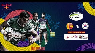Sri Lanka v South Korea Cup Semifinal - Asia Rugby U20 7