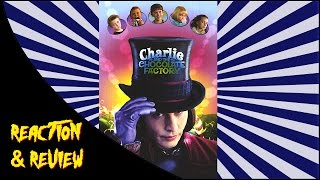 Reaction & Review | Charlie & The Chocolate Factory