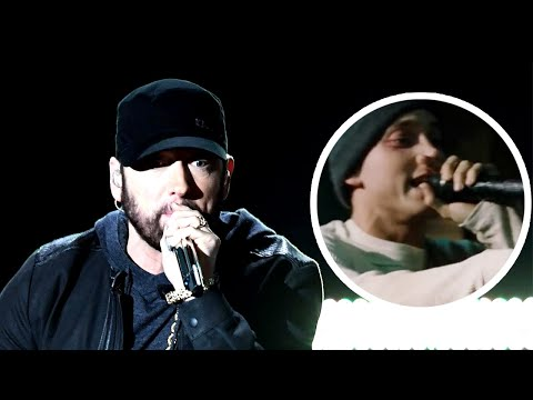 Oscars 2020: Eminem Performs 'Lose Yourself' To A Standing Ovation, 17 Years After Oscar Win | MEAWW