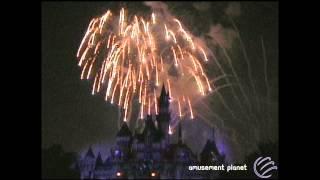 Remember ... Dreams Come True Fireworks at Disneyland (Anaheim, CA)...