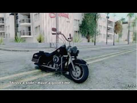 gta 5 harley davidson locations