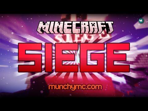 Minecraft: Siege | MunchyMC