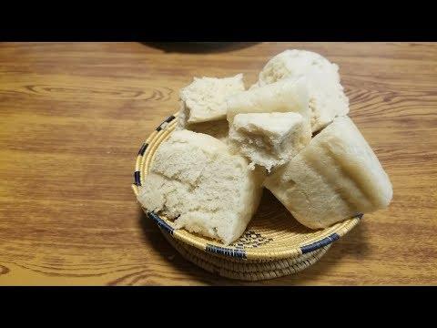 How To Make Steam Bread Ethiopian Style/ የህብስት( የዉሀ) ዳቦ አሰራር