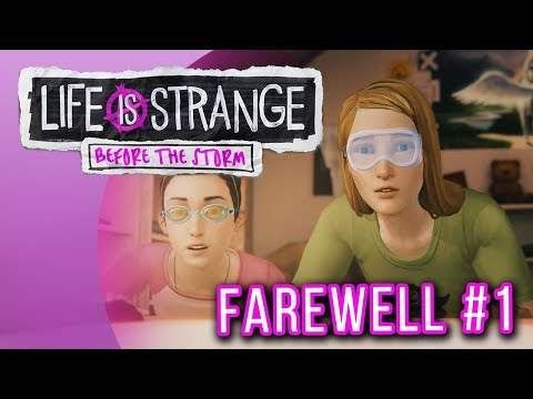 Life is Strange: Before the Storm (Farewell) #1
