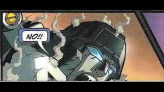 Transformers Shattered Glass part 2 comic book