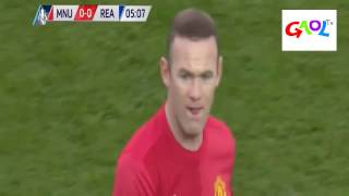 manchester united vs reading FA Cup 2017 7/1/2017 [All Goals & Highlights] | GAOL TV