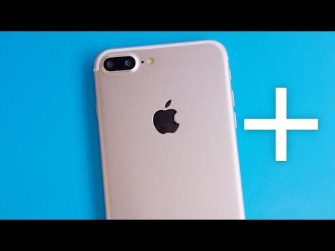 The iPhone 7 Plus Model!