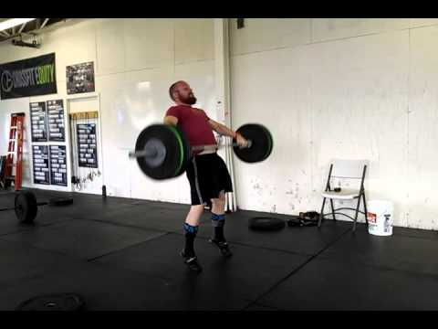CrossFit Equity - Snatch Breakdown