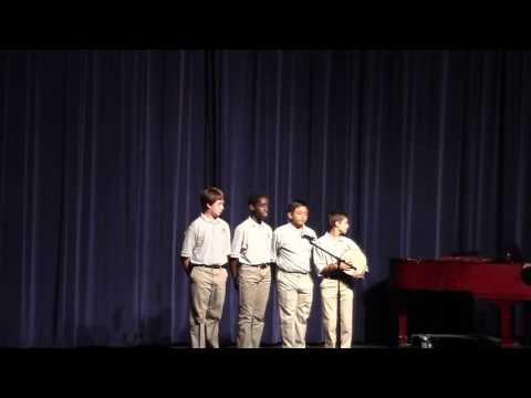 Augusta Prep Schools for Schools Concert - Part 2 after intermission