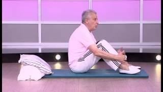 Упражнения для диеты Дюкан. Растяжка