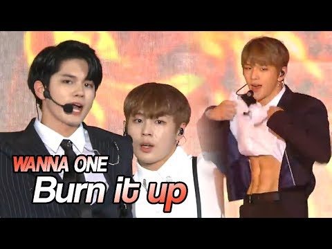 Mix - [Super Concert] Wanna One - Burn It Up, 워너원 - 활활 DMC Festival 2018