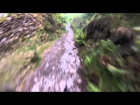 Silurian Way Down to grizdale visitor center (GOPRO3silver)