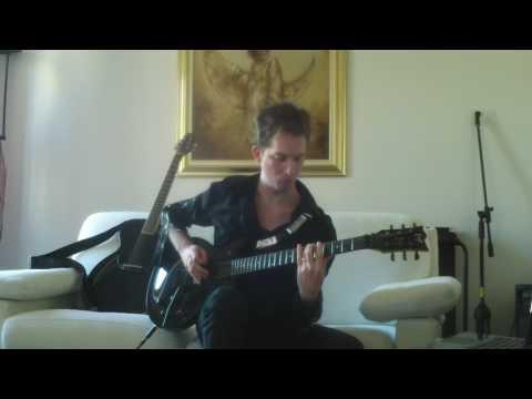 ESP Guitars: John Rox plays Personal Jesus by Depeche Mode (Guitar Cover)