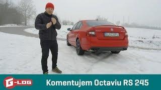 GLOG 12 - ŠKODA OCTAVIA RS 245  - GARAZ.TV