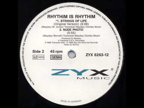 RHYTHIM IS RHYTHIMSTRINGS OF LIFE
