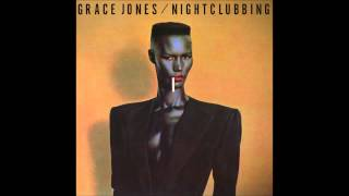 Grace Jones - Me! I Disconnect From You (Radio Edit)
