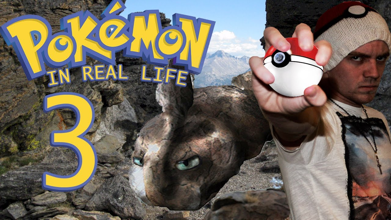Pokemon In Real Life - Episode 3  Brock The Blind - Youtube-5062