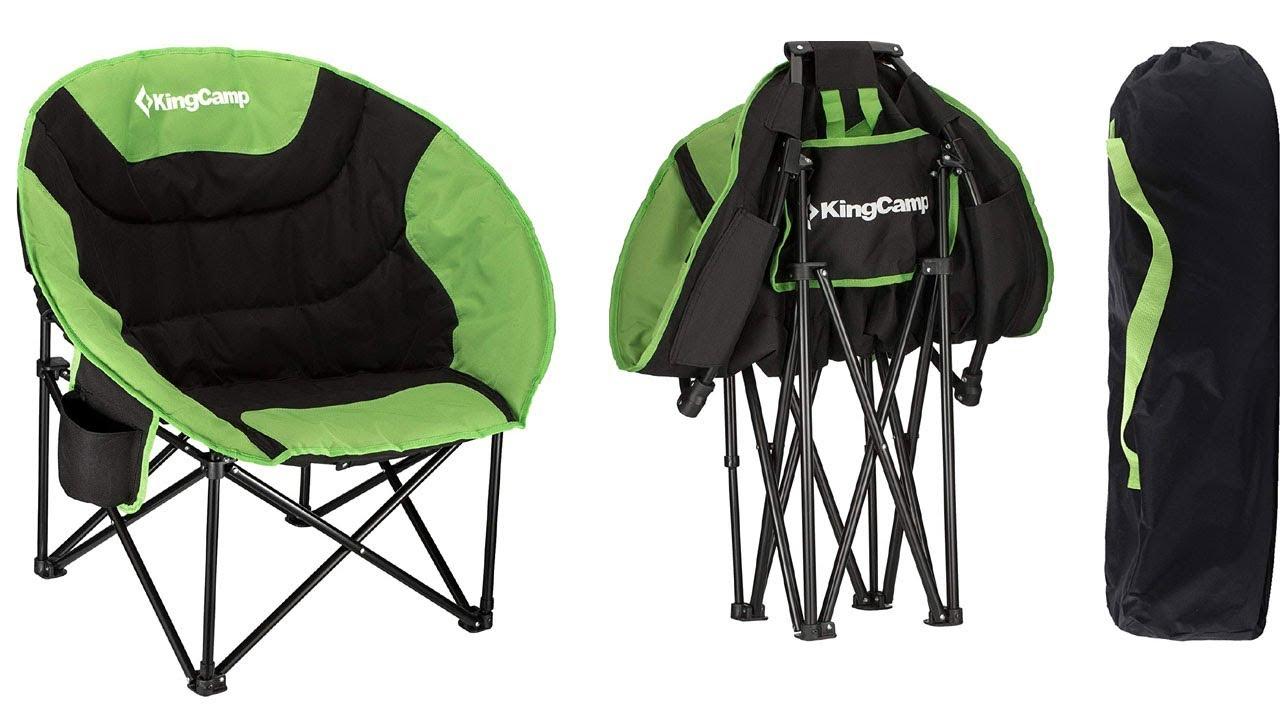 KingCamp Camping Saucer Chair