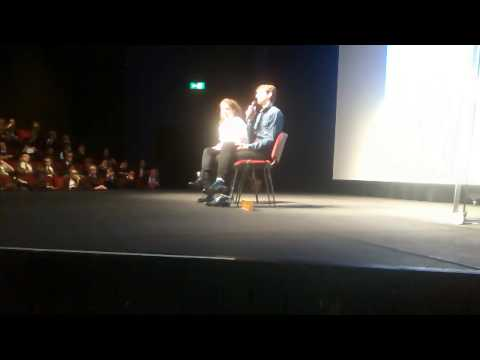 Isaac Hempstead-Wright at The Gulbenkian