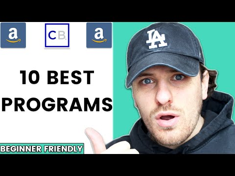10 Best Affiliate Marketing Networks And Programs For Beginners (Find The Best Offers!)