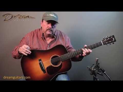 Dream Guitars Lesson - Learning By Ear: Horseshoe Bend - Allen Shadd