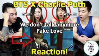 BTS x Charlie Puth || We don