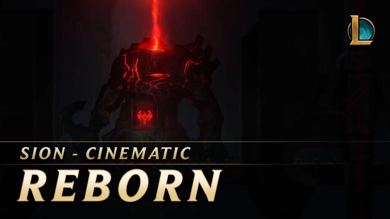 Sion: Reborn | Champion Update Teaser - League of Legends