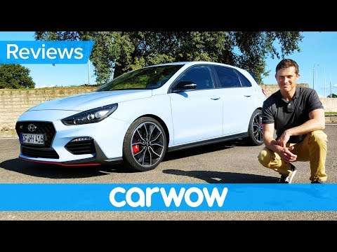 Hyundai i30 N 2018 hot hatch review – you'll be surprised how good it is | carwow Reviews