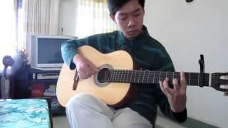 nhung mua dong yeu dau guitar cover