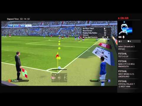P3T3_V's Live PS4 Broadcast Premier League