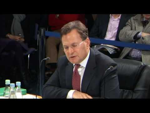 Iraq inquiry: Goldsmith talks UN resolution 1441