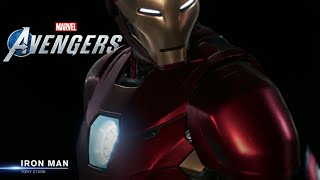 Iron Man Character Profile | Avengers A-Day Game |