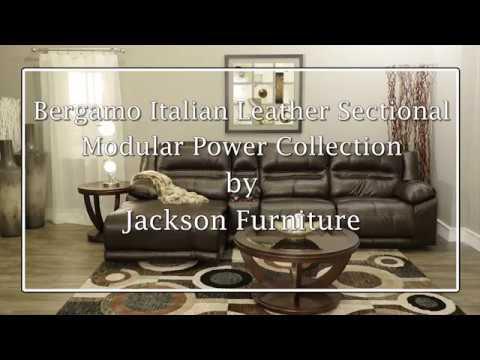 Genial Bergamo Italian Leather Collection. American Furniture Warehouse