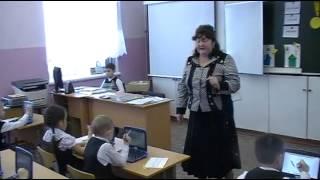 урок обучения грамоте Петрова В.П.