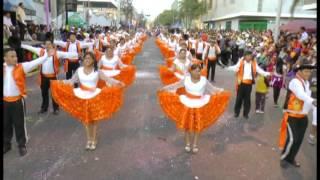 Gran Remate de Carnaval 2016 Tacna - Comparsa Cultural Tarata