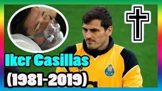 ¡ HACE POCAS HORAS ! Todos lloraron mucho y se despidieron de Iker Casillas.