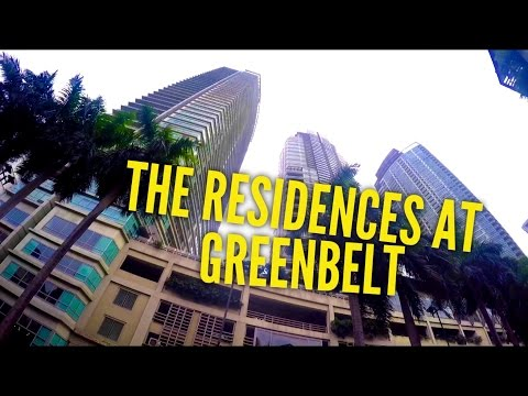 The Residences at Greenbelt Pool Tour Makati by HourPhilippines.com
