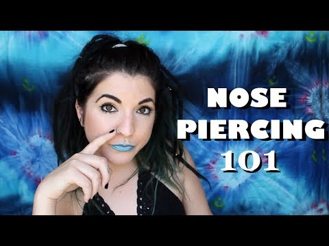 Nose Piercing Pros and Cons recommended by Body Piercer