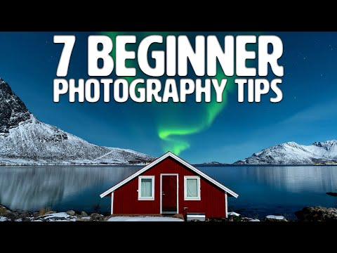7 Photography Tips I wish I KNEW as a BEGINNER!