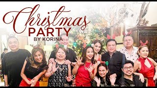 A Christmas Party by Korina