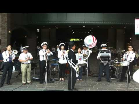 Original Dixieland Jazz Club Brass Band: New Orleans Style Second-line