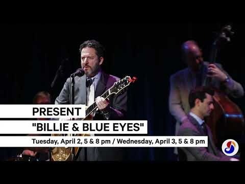 """SMF 2019 presents John Pizzarelli Trio with Catherine Russell present: """"Billie & Blue Eyes"""" Mp3"""